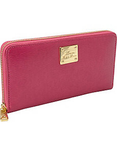 Newbury Zip Wallet by Lauren Ralph Lauren