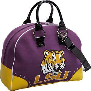 Louisiana State University Tigers Travel Satchel