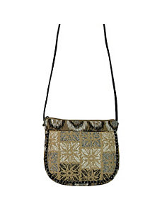 Village Crossbody Bag by Maruca Design