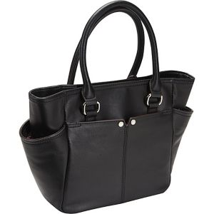 Polished Pockets French Tote