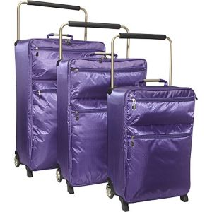 Second Generation 3 Piece Luggage Set