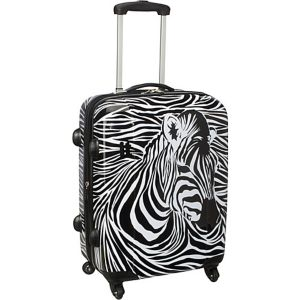 "Zebra Head 20"" Carry-on"