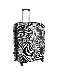 "Zebra Head 28"" Packing Case by IT Luggage"