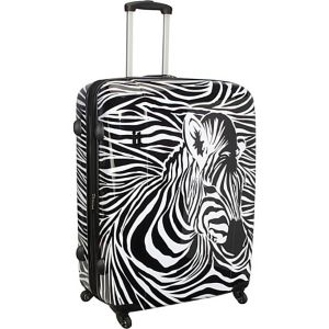 "Zebra Head 28"" Packing Case"