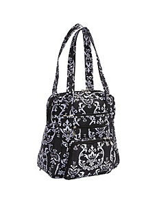 Damask Soft Gym Tote by Jenni Chan
