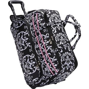 Damask Soft Carry All Duffel