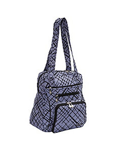 Brush Strokes Soft Gym Tote by Jenni Chan