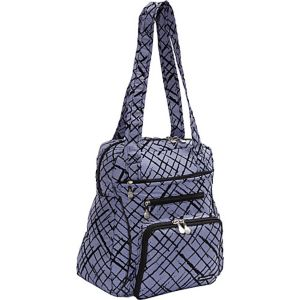 Brush Strokes Soft Gym Tote
