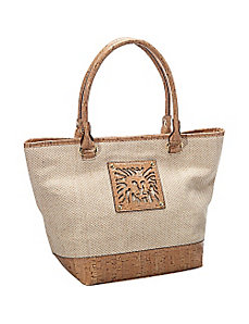 Tropical Punch Tote by Anne Klein