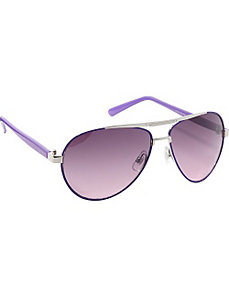 Aviator Frame Sunglasses by Jessica Simpson Sunwear