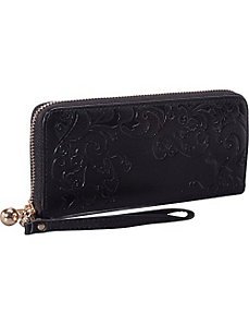 EMBOSS Genuine Leather Wallet by SW Global