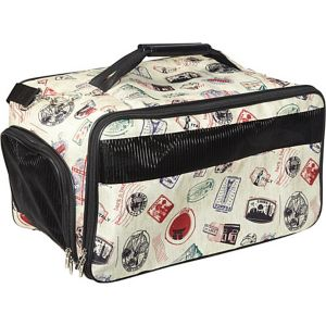 Postage Stamp Classic Pet Carrier - Small