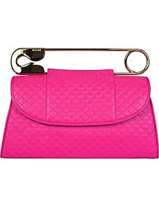 Quilted Safety Clutch by BODHI