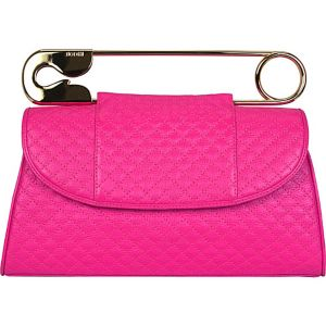 Quilted Safety Clutch