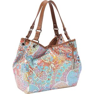 Can't Stop Shopper Large Tote