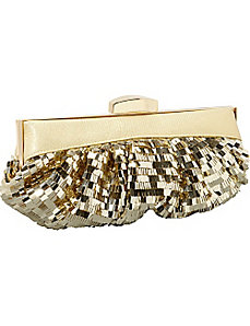 Sequined Clutch by J. Furmani