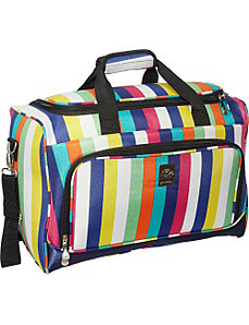 Multi Stripes City Duffel by Jenni Chan