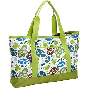Lily Frogs Tote-All Bag