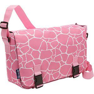 Pink Giraffe Jumpstart Messenger