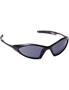 Wrap Around Sunglasses with Comfortable Rubber Cus by SW Global