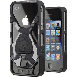 iPhone 4 / 4S Rokbed Fuzion+ Cover