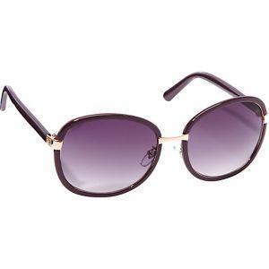 SWG Eyewear Retro Oval Sunglasses