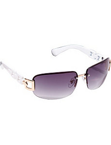 Urban Rimless Fashion Sunglasses by SW Global