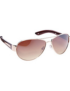 Stylish Pilot Aviator Sunglasses by SW Global Sunglasses