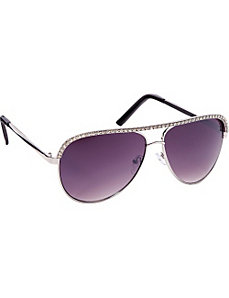SWG Eyewear  Stylish Pilot Aviator Sunglasses by SW Global Sunglasses