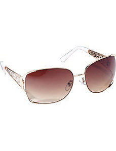 Elegant Celebrity Square Sunglasses by SW Global Sunglasses
