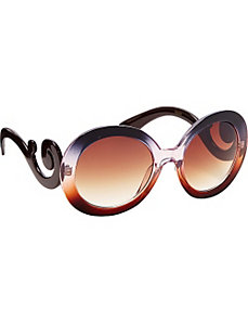 SWG Eyewear  Stylish Oval Sunglasses by SW Global Sunglasses