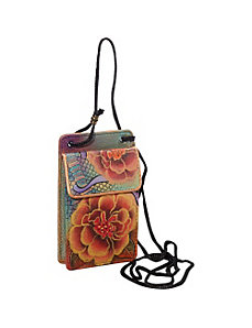 Phone/Camera Case/Wallet on a String by Anuschka
