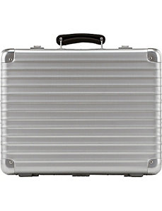 Classic Flight Attache Case by Rimowa