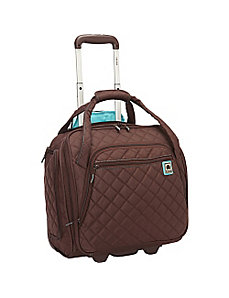 Quilted Rolling UnderSeat Tote by Delsey