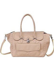 Madison Satchel by Jessica Simpson
