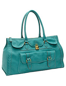 Madison Lg. Satchel by Jessica Simpson