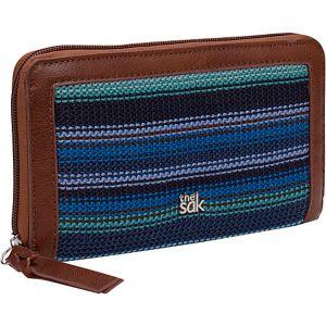 The Sak Classic Accessories Zip Around Wallet