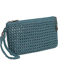The Sak Classic Accessories Large Wristlet by The Sak