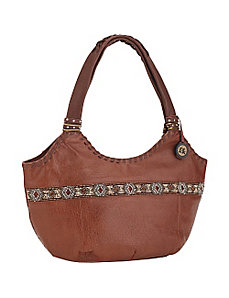 Indio Satchel by The Sak
