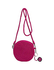 The Sak Classic Mini Convertible Round Crossbody by The Sak