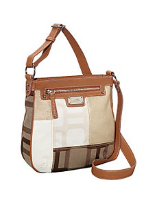 Vegas Signs Patchwork Crossbody by Nine West Handbags