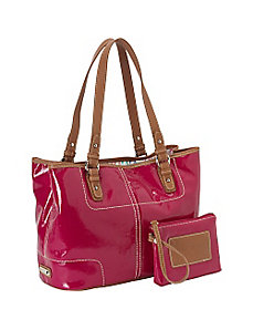 Can't Stop Shopper Medium Tote by Nine West Handbags
