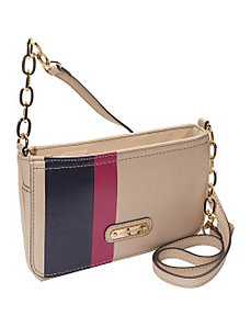 Geo Clash Crossbody by Anne Klein