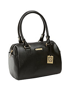 Geo Clash Small Satchel by Anne Klein