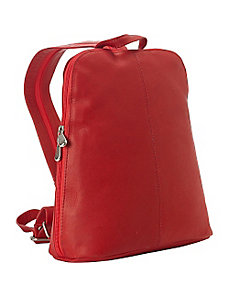 Womens Ipad/eReader Backpack Sling by Le Donne Leather