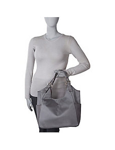 Graphite Blush Satchel by JP Lizzy