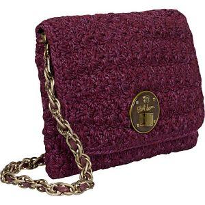Lucca Crochet Flap