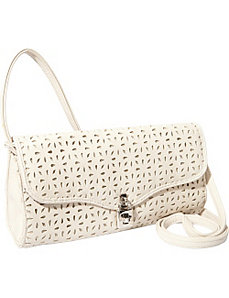 Madison Fold Over Clutch by Jessica Simpson