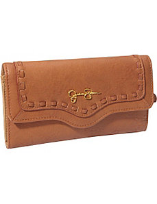 Madison Flap Checkbook by Jessica Simpson