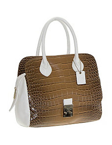 Renata Tall Satchel by Buxton